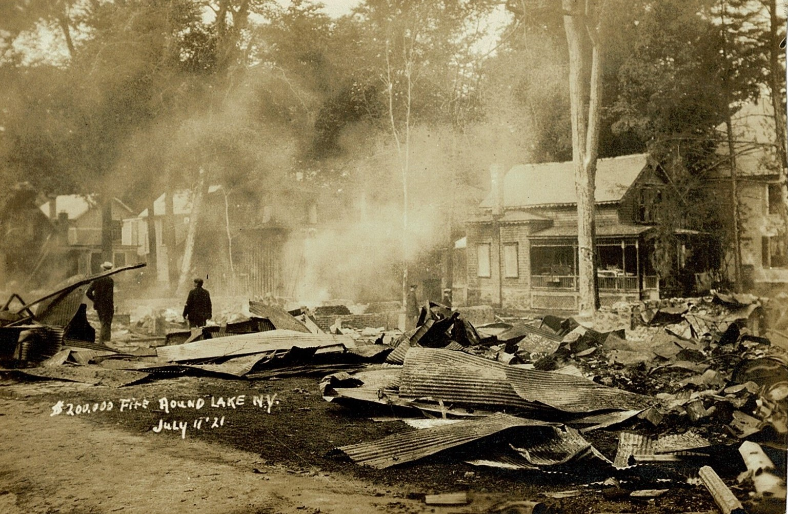 Great Fire of 1921
